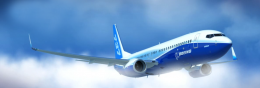 Le Boeing 737 est le concurrent direct de l'A320