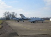 Beech 90 et Citation